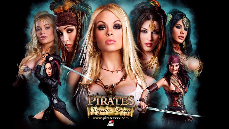 Le porno le plus cher de l'histoire : Pirates, Stagnetti's Revenge.