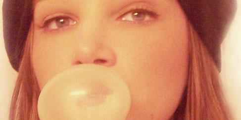 Chewing-Gum Fetish