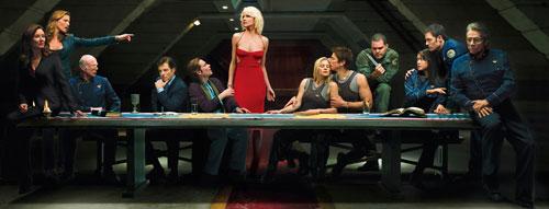 Une Spéciale Battlestar Galactica sans Anchois
